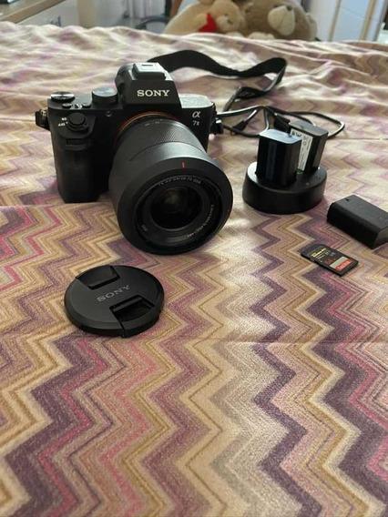 Câmera Profissional Sony Alpha 7 Ii