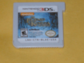 The Legend Of Korra Nintendo 3ds - 3ds Xl - 2ds