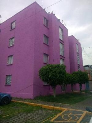 Bonito Departamento En Venta, Francisco Villa, Iztapalapa