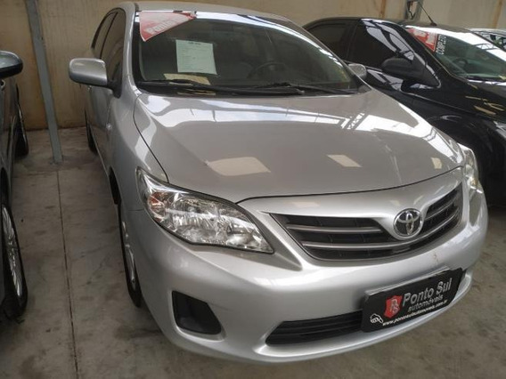Toyota Corolla Sedan 1.8 Dual Vvt-i Gli (flex) Flex Manual