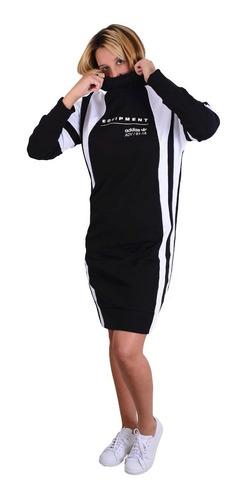 promedio Matar Penetración  Vestido adidas Originals Eqt -cd6887 | Mercado Libre