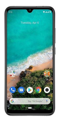 Celular Smartphone Xiaomi Mi A3 64gb Cinza - Dual Chip