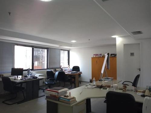 Sala À Venda, 126 M² Na Bela Vista - São Paulo/sp - 14638