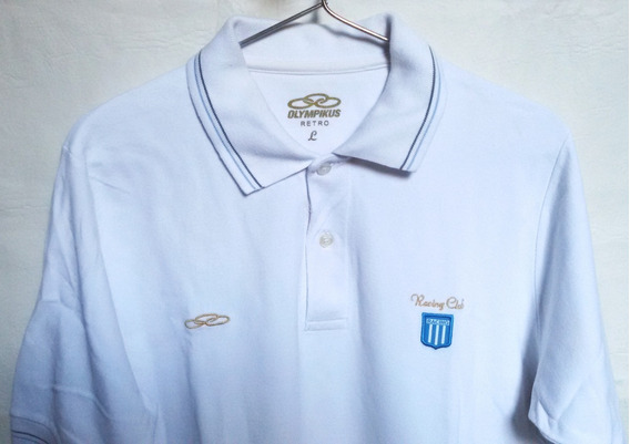 Camiseta (chomba) Deportiva De Racing Hombre