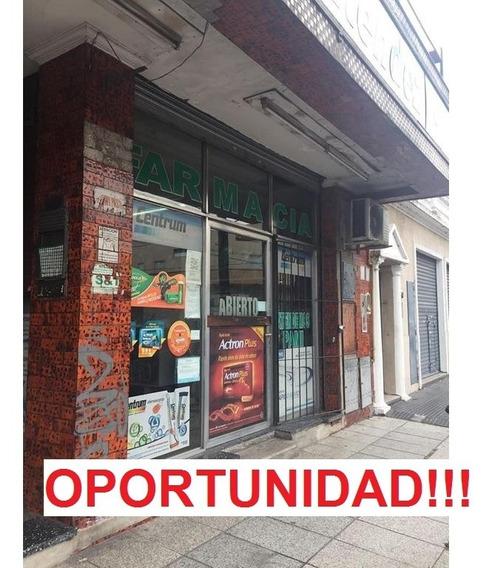 Local En Venta Con Renta Actualmente Farmacia Vicente Lopez