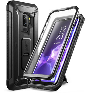 Case Galaxy S10 Plus Note 9 8 S9 S8 Protector 360° Con Apoyo