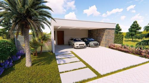 Casa Linear 4 Quartos À Venda Em Alphaville Nl - 547