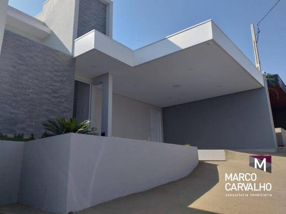 Casa À Venda, 188 M² Por R$ 750.000,00 - Parque Das Esmeraldas Ii - Marília/sp - Ca0520