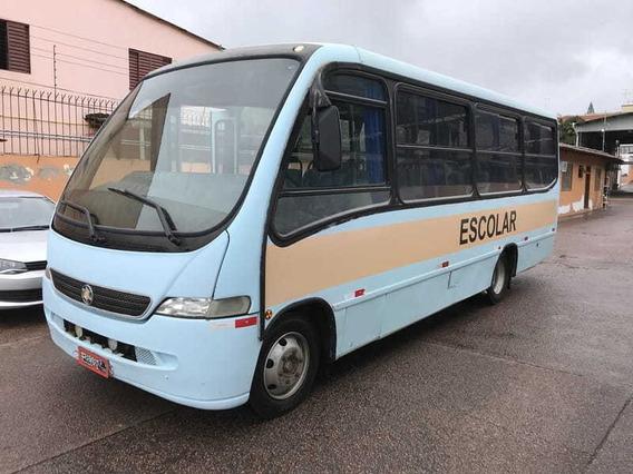 Micro Ônibus Urbano Marcopolo Senior Mb Lo814 1999