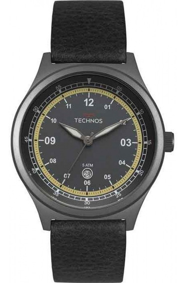 Relógio Technos Masculino Classic Steel 2115mqz/2a