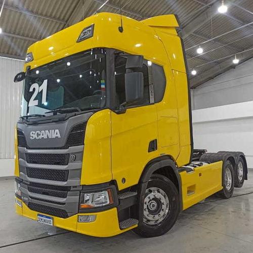 Imagem 1 de 15 de Scania R 450 Highline, 6x2, 2021 Scania Seminovos Pr