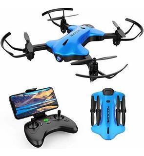Drocon Ninja Fpv Drone Con 720p Hd Cámara Wifi Alimentació