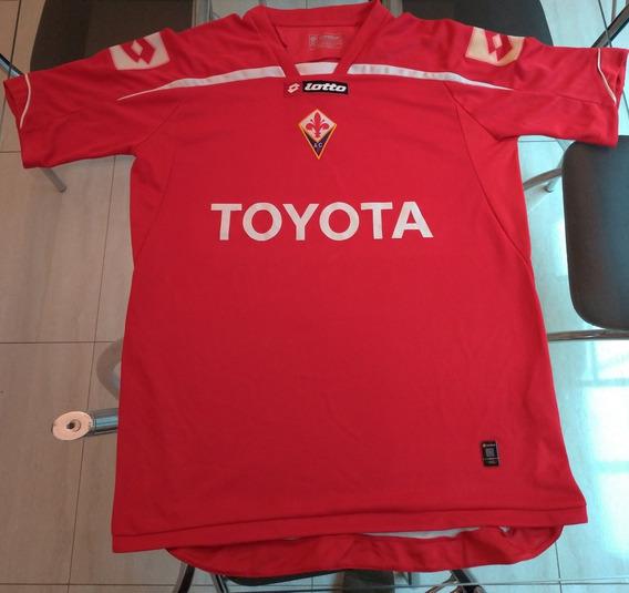 Camisa Original Iii Fiorentina (itália) Lotto 2009 Tam. G