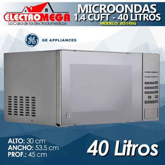 Microondas General Electric 1.4 Cuft 40 L Tipo Espejo