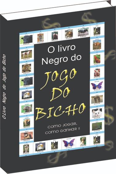 Livro Negro Do Jogo Do Bicho