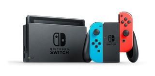 Consola Nintendo Switch 32gb / Neon / Nueva / Original