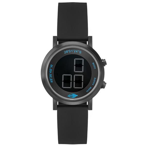 Relógio Digital Mormaii Feminino Slim Surf Mo11929aa2p