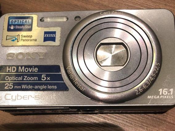 Máquina Fotográfica Sony Cyber-shot Dsc-w570
