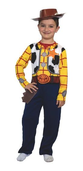 Disfraz Disney Toy Story Woody Original Newtoys Mundo Manias