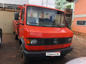 Mercedes-benz Mb 709