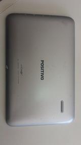 Tampa Traseira Tablet Positivo T705 Prata