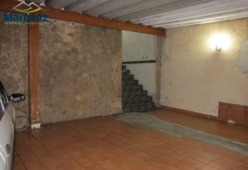 Sobrado Com 3 Dormitórios À Venda, 146 M² Por R$ 580.000,00 - Parque São Lucas - São Paulo/sp - So0282