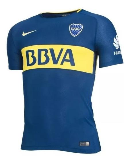 Camiseta Nike Boca Juniors Titular Match 2017/18 Fútbol