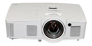 Videoproyector Optoma Dlp X316st Xga 3400 Lumenes Contraste