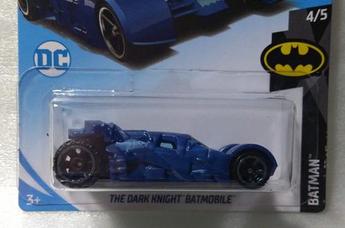 Hot Wheels Dark Knight Batimovil Batimobile Nuevo Sellado