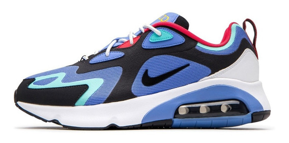 Zapatillas Nike Air Max 200 Para Hombre - 3 Colores/ Oferta