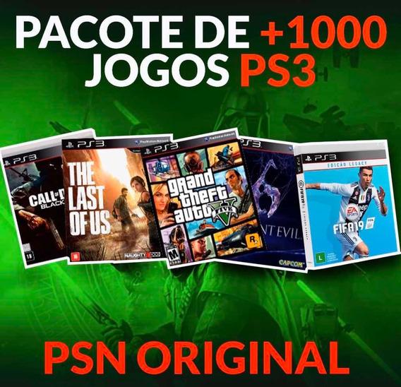 Jogos De Ps3 - Pacote 1000 Jogos - Leia A Descrição- Far Cry