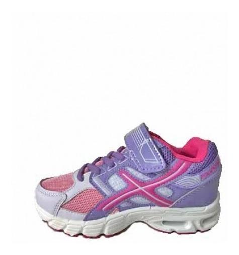 Zapatillas Deportivas Niñas Chicas 27 Al 33 Proforce