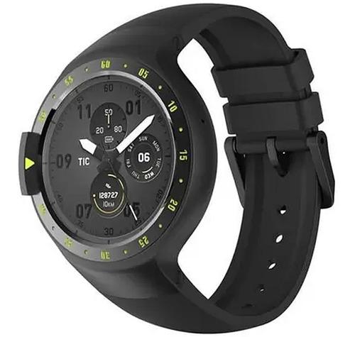 Imagem 1 de 7 de Relógio Smartwatch Ticwatch S Pxpx Preto