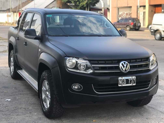 Volkswagen Amarok 180 Cv 4x2 2013 Ploteada 180hp