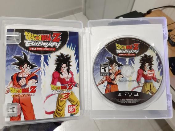 Dragon Ball Z Budokai Hd Collection Ps3 Midia Fisica