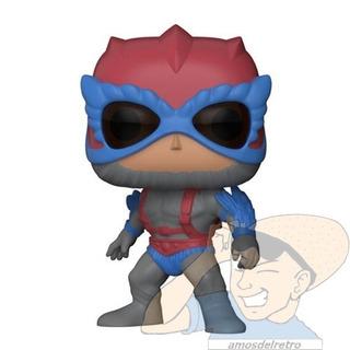 Figura Vinilo Pop Stratos Masters Of Universe He-man Funko
