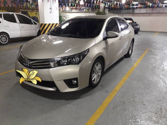 Toyota Corolla 2016 Blindado