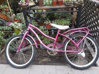 Bicicleta Rod 20 + Bicicleta Rod 16