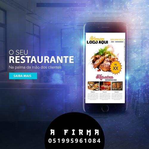 Imagem 1 de 10 de Kit Para Vendas Diárias No Seu Restaurante