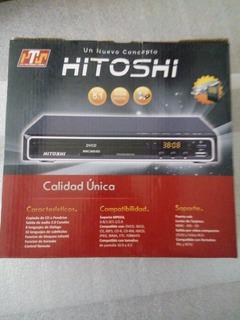 Reproductor De Dvd Hitoshi Dvcd