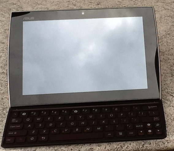 Tablet Asus Eee Pad Slider Sl101 16gb Com Defeito