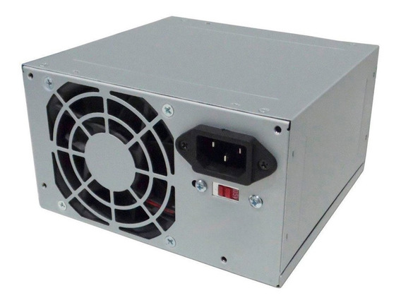 Fonte Atx 200w Reais Power Super Silenciosa Pc Bivolt
