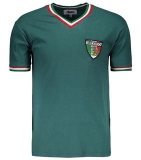 Camisa México 1970 Retrô