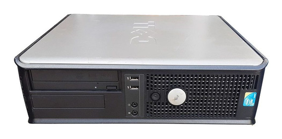 Dell Optiplex 780 Core 2 Duo E8200 8gb Ddr3 Hd160gb Grav Wif