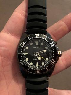Permuto Reloj Seiko Kinetic Diver X Citizen Aqualand