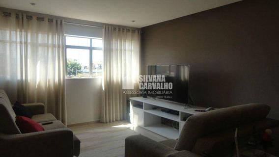 Apartamento Para Venda E Locação No Centro Em Salto. - Ap0719