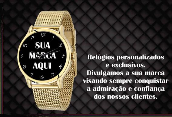 Relógio De Pulso Personalizado Sua Foto Do Seu Jeito 2