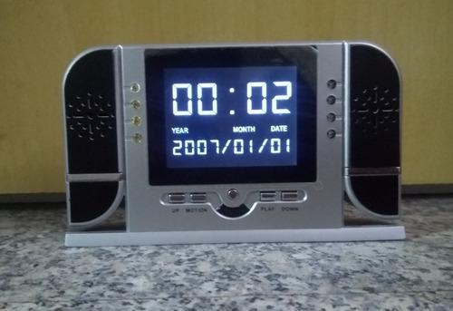 Relógio Digital Espião