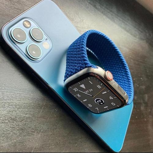 Apple iPhone 12 Pro De 256 Gb, 6 Gb De Ram, Color Azul