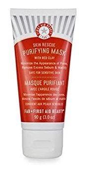 First Aid Beauty Skin Rescue Oil Free Mattifying Gel, 2 Ounc